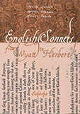 English Sonnets ソネット選集 対訳と注釈